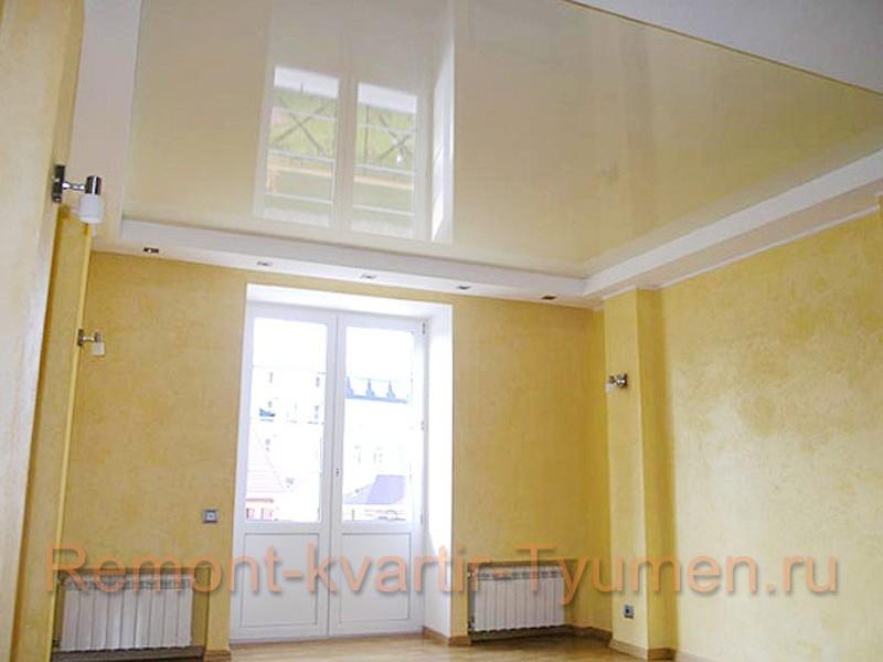 Комнаты :: ремонт квартир в Тюмени